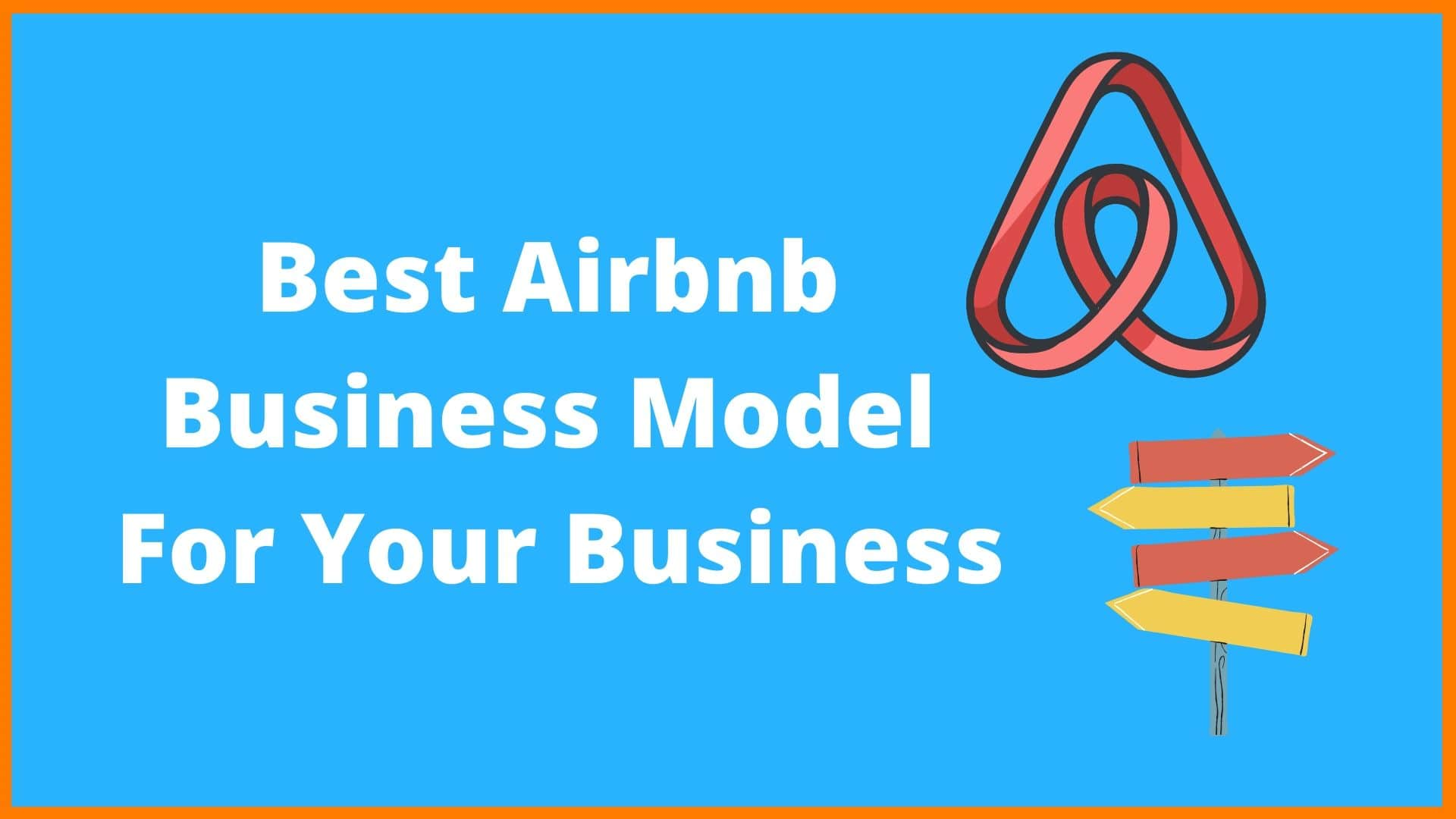 How To Start A Business Model Like Airbnb's