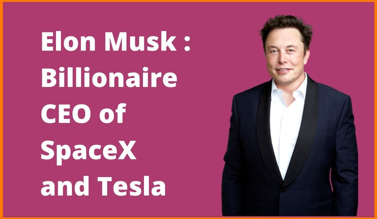 Elon Musk: Richest Man In The World [A Case Study]