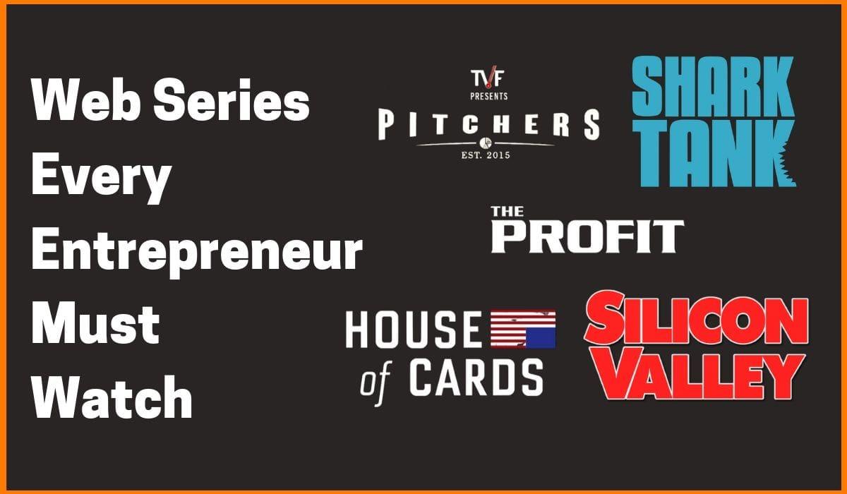 Best Motivational Web Series Every Entrepreneur must Watch