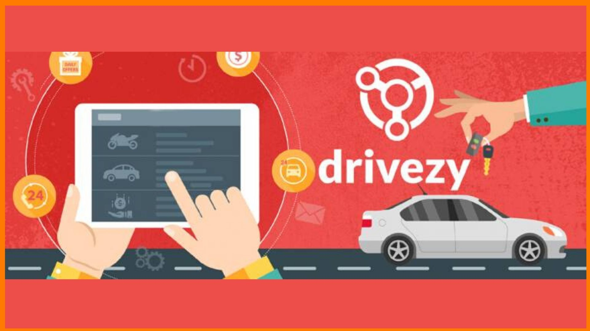Drivezy - Self-driven Cars at the Most Affordable Prices!