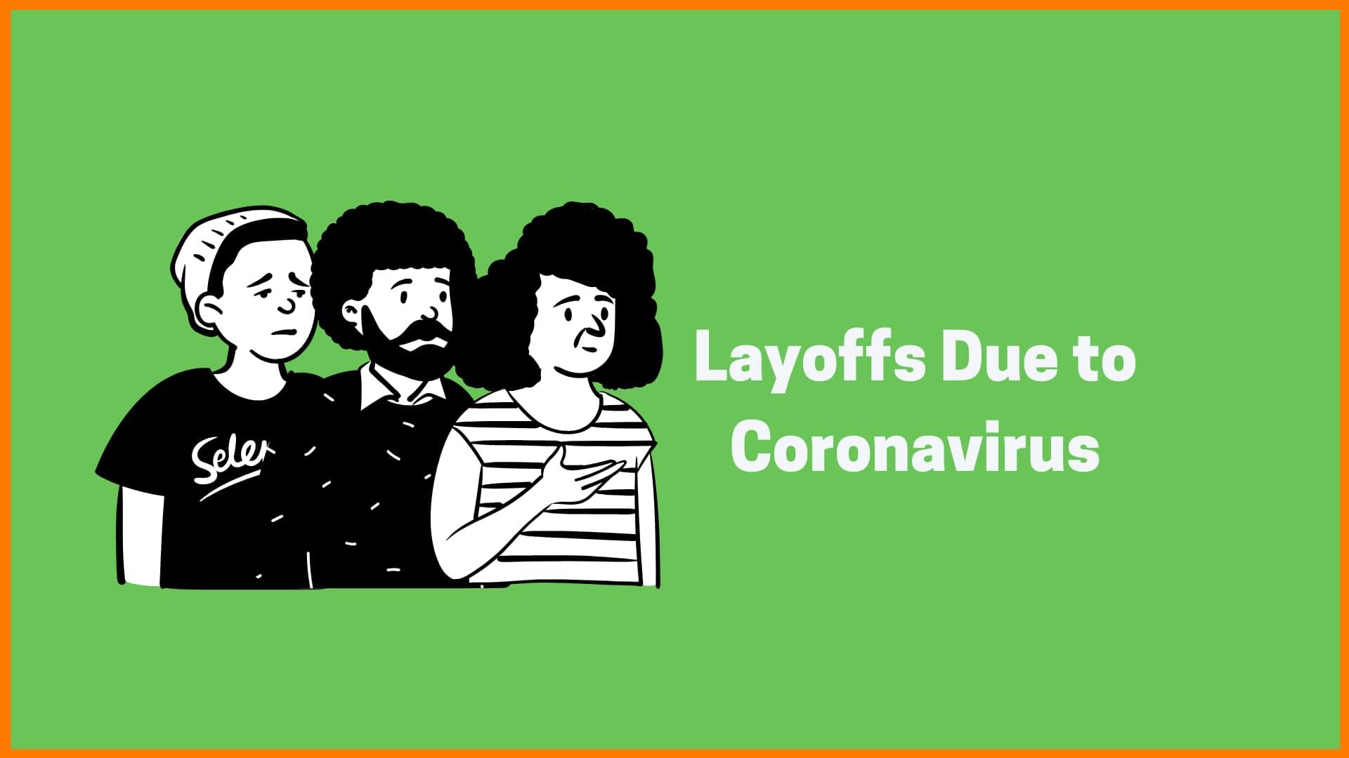 [Infographic] Case Study on Layoffs Due to Coronavirus