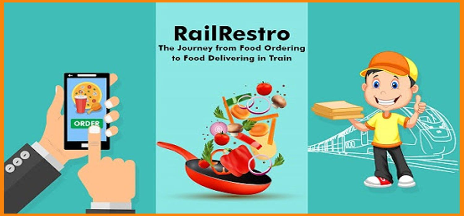 Indian Railways Allows E-Catering in the Trains, RailRestro to start its Services from January 2021